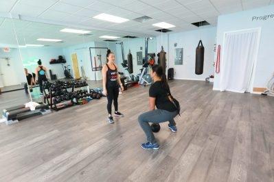 Alesha Courtney Fitness
